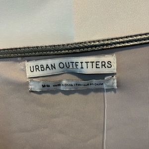 Urban Outfitters Tops - Urban Outfitters Marie Cinched V-Neck Velvet Top